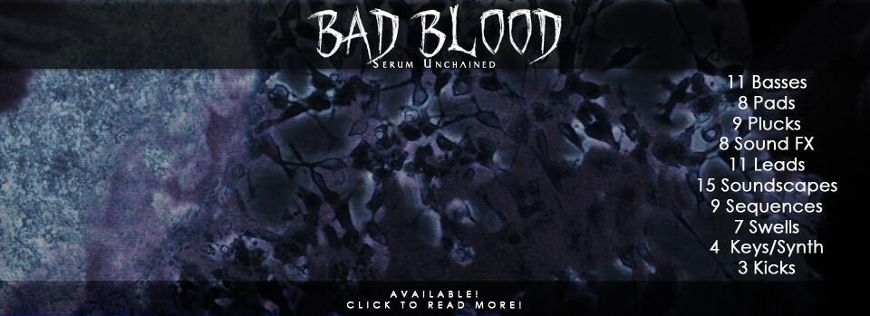 Bad Blood Slider