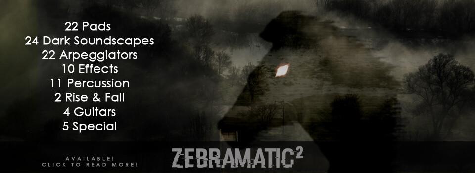 Zebramatic II Available